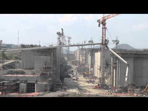 CCA96th: Construction on the Panama Canal Expansion