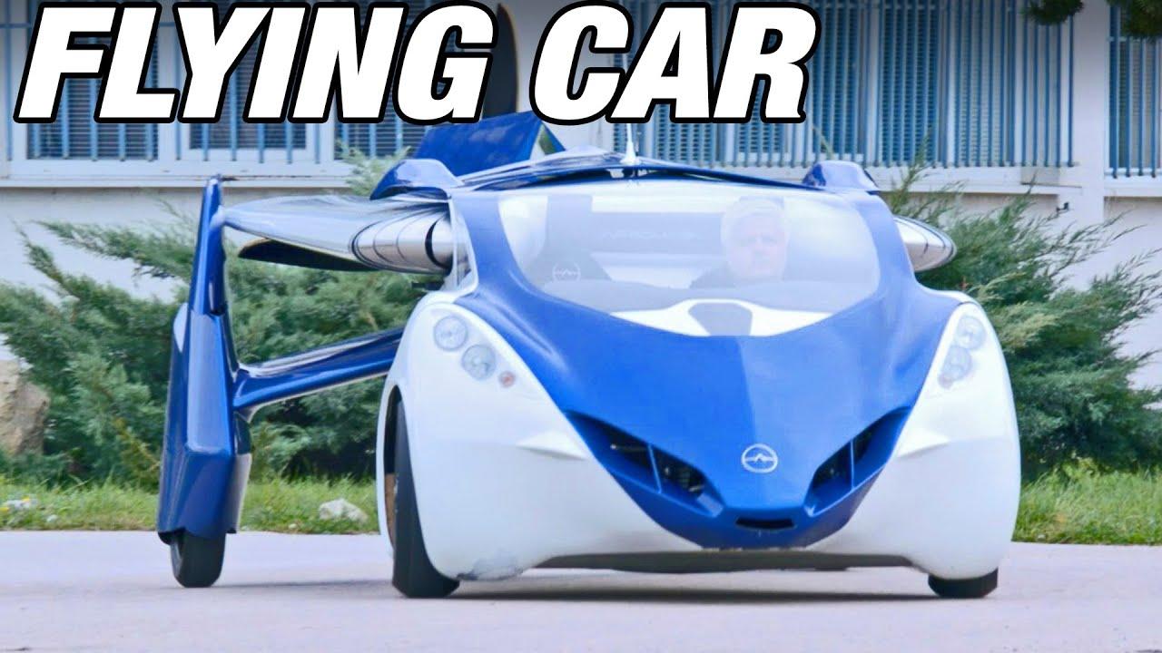 World Flying Cars Flying Car Aeromobil 3.0