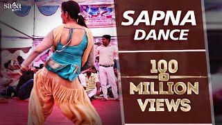 Download सपना का स्टेज पे उठा कुरता , लोग पागल | New Sapna Stage Dance 2017 | Haryanvi Songs 3Gp Mp4