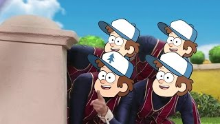 We Are Number One but in Gravity Falls