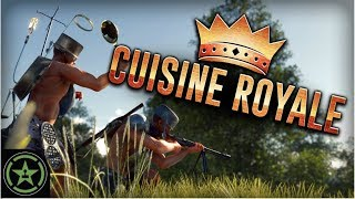 Dinner Is Served - Cuisine Royale | Let's Play