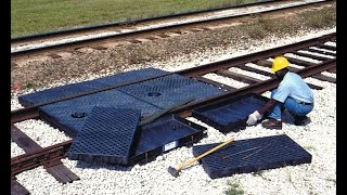 Ultra-Track Pan - Railroad Spill Containment