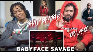 Yes We Back Ya Ready Bhad Bhabie Feat Tory Lanez 34 Babyface Savage 34 Fvo Reaction