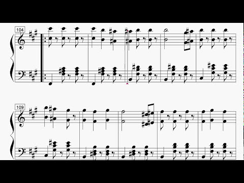 Partitura: Chayanne - Tiempo de Vals   Clases de Produccion de Partituras