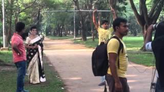 Bangla Natok Comedy Shooting Video