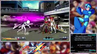 Project X - Project X Zone - Chapter 11: Across Infinite Time Pt. 2/2 (No Commentary)