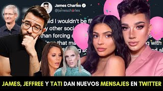 NUEVO MENSAJE DE JAMES CHARLES, JEFFREE STAR Y TATI WESTBROOK