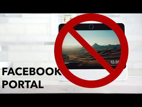 Facebook Portal Review- Not Worth It