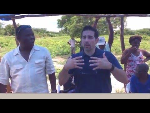 Visiting Bonnet, Haiti