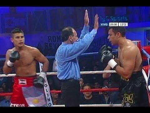 Se pasó de Bestia: el nocáut de Javier Maciel ante Everaldo Praxedes