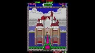 Super Qix(Taito Classic Arcade Game) - 1CC 1 Loop