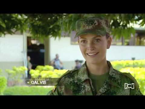 Soldados 1.0 - Juliana Galvis sufrió de un ataque de ansiedad