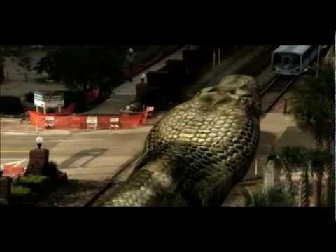 Splattermovies presents: Maga Python vs. Gatoroid - Full Movie HD Review Deutsch