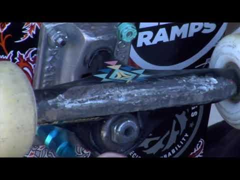 Dave Bachinksy Skates Destructo