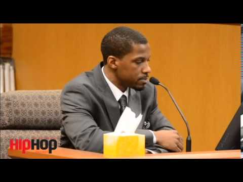 Rapper Yung Vito demonstrates to the jury how he shot rapper Slim Dunkin - Part 6
