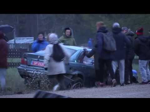 Saaremaa rally 2016 ss9 Ultimate Crash - 102 Indrek Ups