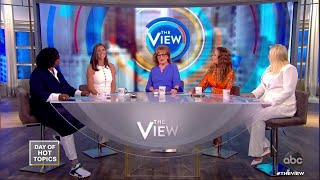 """The View"" Co-Hosts Share Their Summer Break 