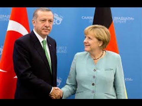 Merkel'in Erdoğan'a Bakışı, G 20'ye Damga Vurdu.