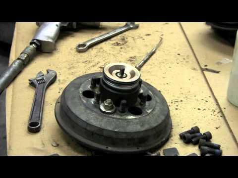 Rebuilding A Kysor Style Fan Clutch Youtube