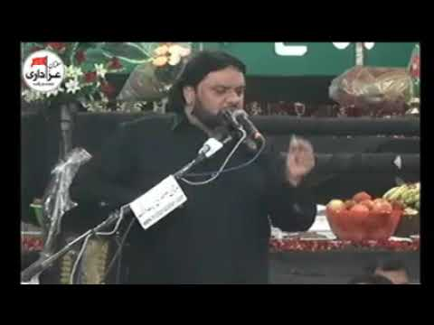 Zakir Shokat Raza Shokat | Majlis e Aza | 28 Safar 2017 | Ali Pur Cty