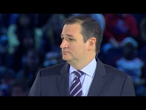 Ted Cruz Announces 2016 Presidential Campaign (FULL SPEECH)