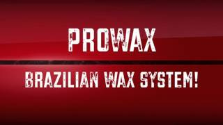 ProWax Brazilian Wax Trailer