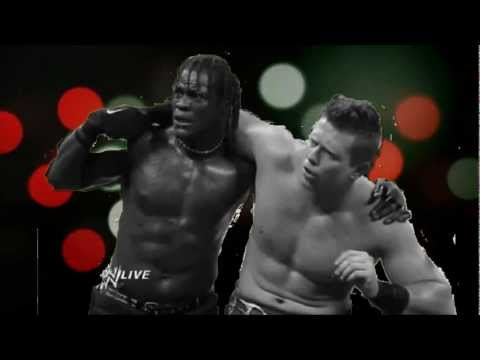 Avenida WWE - The Miz and R-truth fired's