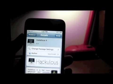 Cydia - Como Bajar Juegos Gratis Para iPod Touch/iPhone/iPad