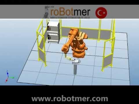 Çapak Alma Simülasyonu 1