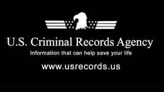 Criminal Tracker Alert - USCRA