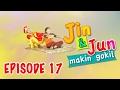 """Jin dan Jun Makin Gokil Episode 17 """"Gorilla Gokil"""" - Part 3"""