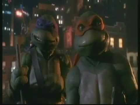 Teenage Mutant Ninja Turtles (1990) UK Trailer
