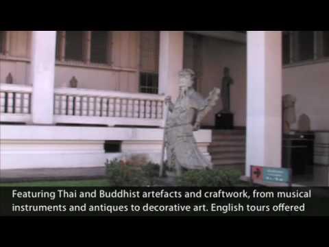 Bangkok Museums  www.TravelGuide.TV