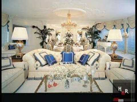 Interior Living Room Design Ideas on The Most Beautiful House In The World