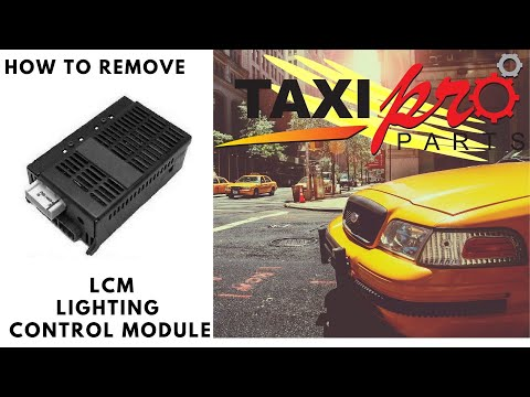 HOW TO...REMOVE LCM