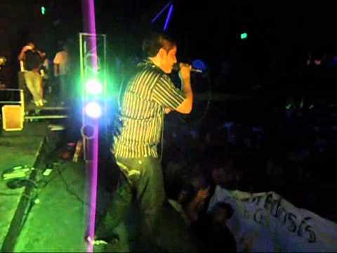 Sobredosis 2011 en vivo en Zona Cero-Parte 2