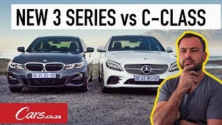 2019 BMW 3 Series vs Mercedes-Benz C-Class - Which one should you buy?