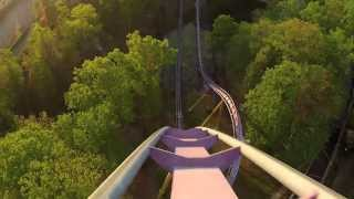 Official Apollo's Chariot POV | Busch Gardens Williamsburg VA