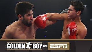 Ryan Garcia vs Vargas I Golden Boy Boxing on ESPN