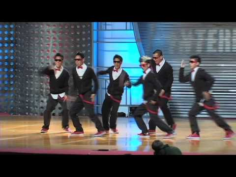 Poreotics Hip Hop International 2010 Silver Medal video