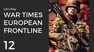 Let's Play War Times: European Frontline #12 | Allies Mission 2: The Battle of England