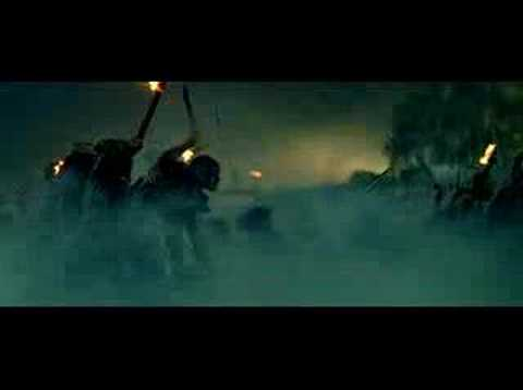 Pirates Of The Caribbean Curse Of The Black Pearl Trailer