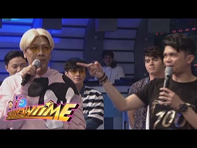 It's Showtime: Vhong say Vice always split relationships