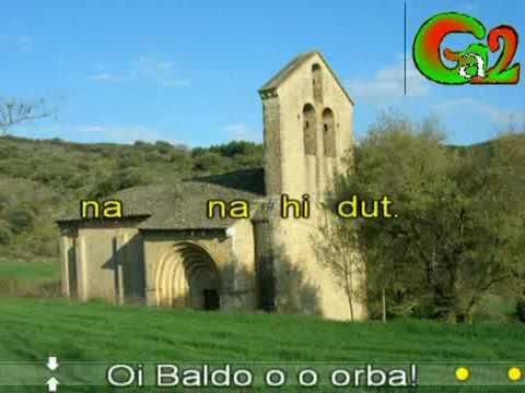 Baldorba (Benito Lertxundi)