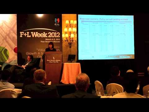 6th Asia-Pacific Base Oil, Lubricant & Grease Conference: Fan Cheuk Wan