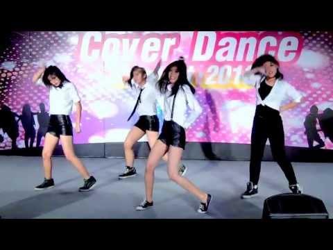 """missTarn"" cover ""miss A"" @ ""Gateway Ekamai Cover Dance Contest 2013"" :final round"