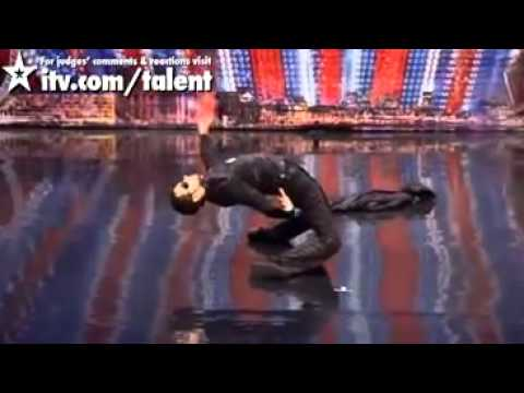 Britain's got talent - Matrix - Internet El Mate