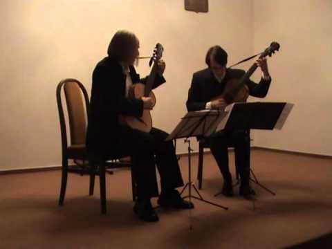 Johann Kaspar Mertz (1806-1856) - Duos (Op. 38), Impromptu