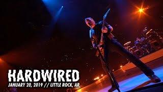 Metallica: Hardwired (Little Rock, AR - January 20, 2019)