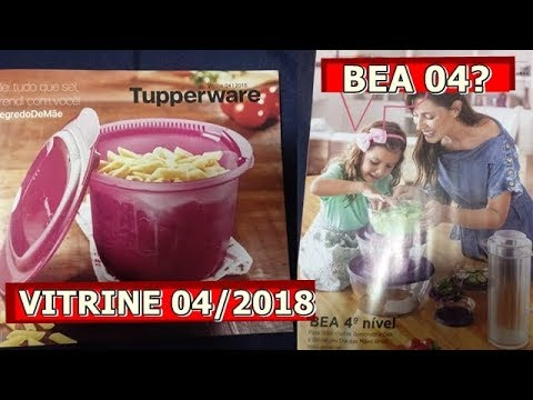 VITRINE 04/2018 E VP 04/2018 - PREVIA - TUPPERWARE | Junior e Jefferson thumbnail